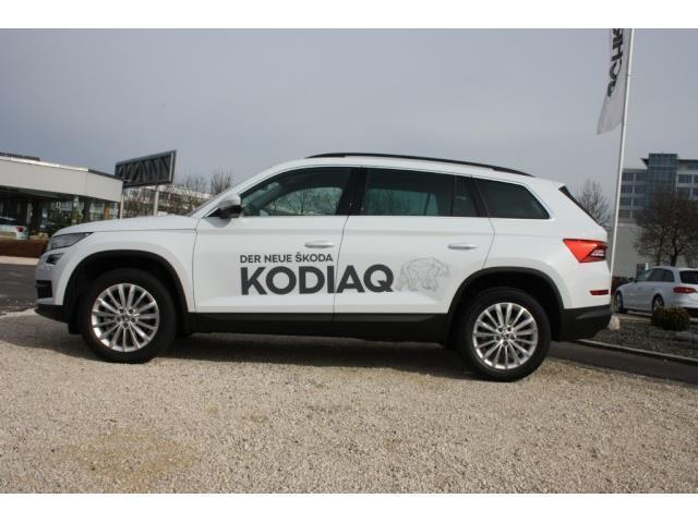 gebraucht active 1 4tsi 92kw skoda kodiaq 2017 km 8 in stendal. Black Bedroom Furniture Sets. Home Design Ideas