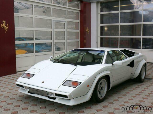 Gebrauchter Lamborghini Countach 4 8 Benzin 375 Ps 1985 In