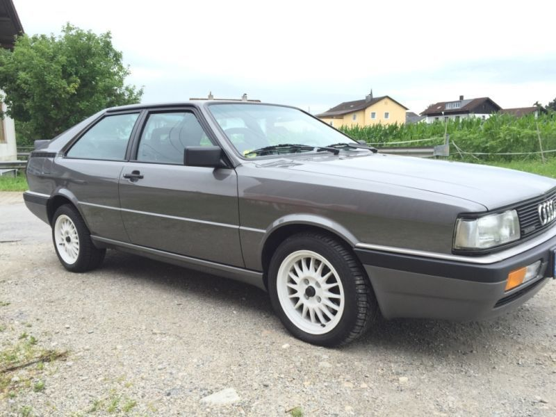 verkauft audi quattro typ 85 mit typ 8 gebraucht 1985 km in rosenheim. Black Bedroom Furniture Sets. Home Design Ideas