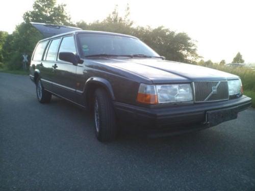 Verkauft Volvo 940 GL, gebraucht 1992, 357.000 km in Argenthal