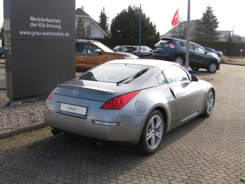 verkauft nissan 350z premium pack mes gebraucht 2006 km in dorsten. Black Bedroom Furniture Sets. Home Design Ideas