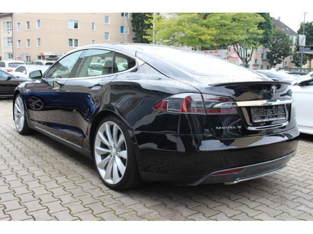 verkauft tesla model s 85 performance gebraucht 2013. Black Bedroom Furniture Sets. Home Design Ideas
