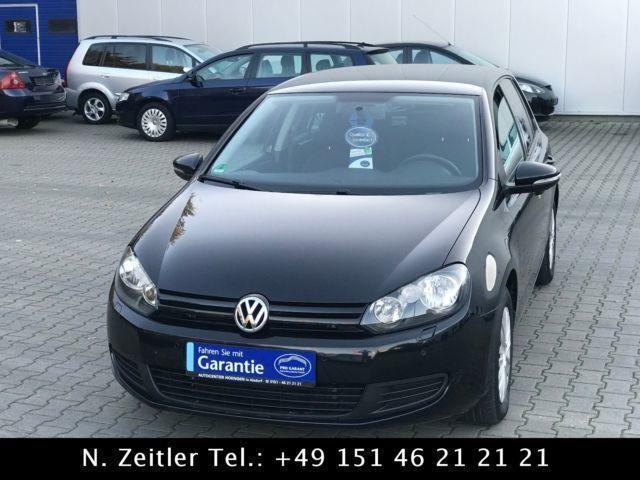 Verkauft Vw Golf Vi Lim Garantie 1 H Gebraucht 2010 114 880 Km