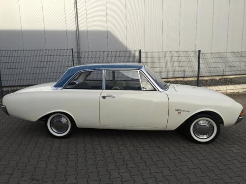 Verkauft Ford Taunus Badewanne 17m P3 Gebraucht 1961 86 200 Km In