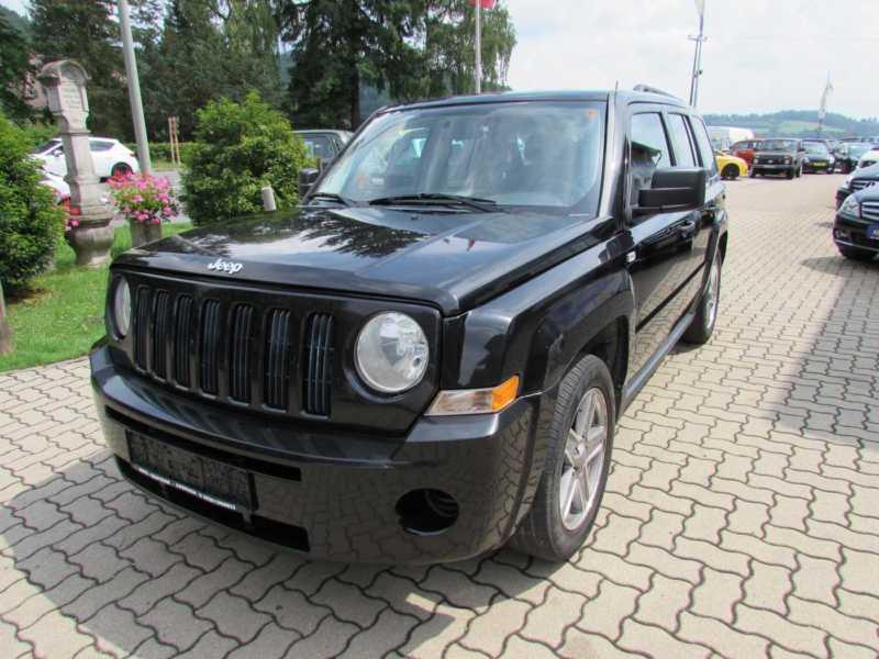 verkauft jeep patriot 2 0 crd dpf sport gebraucht 2008 km in kronach ot knelle. Black Bedroom Furniture Sets. Home Design Ideas