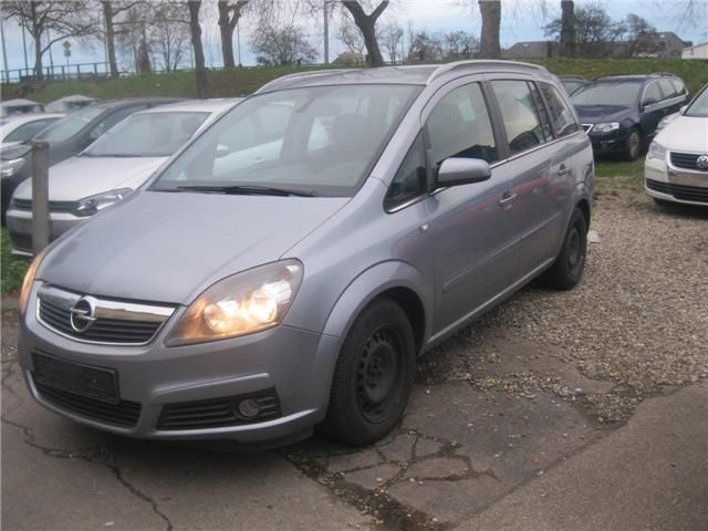 verkauft opel zafira 1 8 edition gebraucht 2006 km in trier. Black Bedroom Furniture Sets. Home Design Ideas