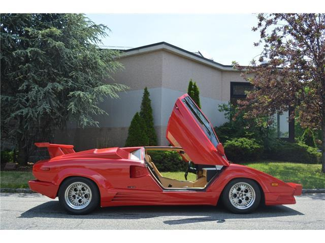 verkauft lamborghini countach gebraucht 1989 km in bad rappenau. Black Bedroom Furniture Sets. Home Design Ideas