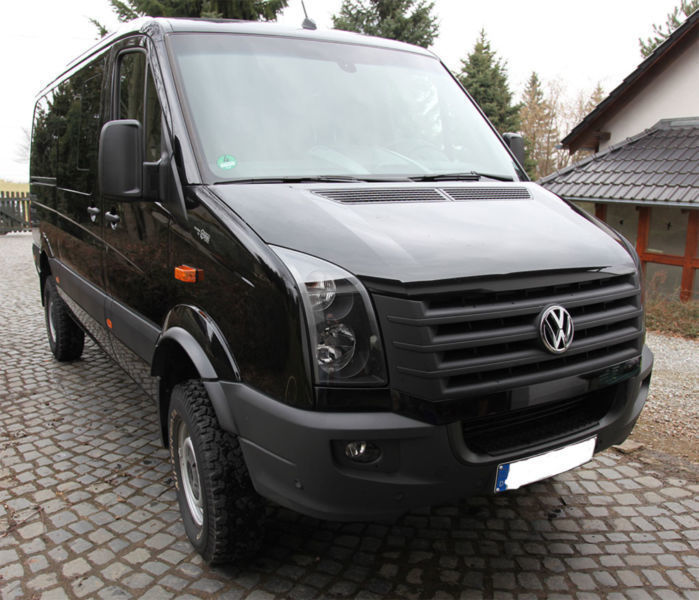 verkauft vw crafter kasten 35 hoch l2h gebraucht 2014 km in krefeld. Black Bedroom Furniture Sets. Home Design Ideas