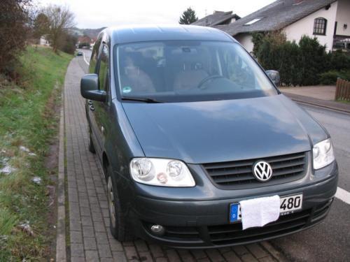 verkauft vw caddy life 1 9 tdi gebraucht 2008 km in heusweiler. Black Bedroom Furniture Sets. Home Design Ideas
