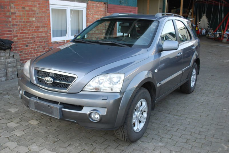 verkauft kia sorento 2 5 crdi ex gebraucht 2006 km in oberndorf. Black Bedroom Furniture Sets. Home Design Ideas