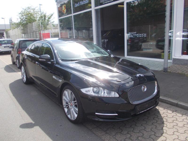verkauft jaguar xj 3 0 d premium luxur gebraucht 2014 km in teltow. Black Bedroom Furniture Sets. Home Design Ideas