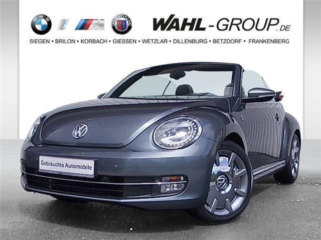 verkauft vw beetle cabriolet 2 0 tsi d gebraucht 2015 km in betzdorf sieg. Black Bedroom Furniture Sets. Home Design Ideas