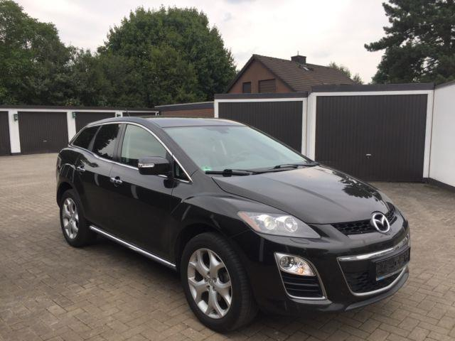 verkauft mazda cx 7 exclusive line gebraucht 2010 km in belm vehrte b. Black Bedroom Furniture Sets. Home Design Ideas