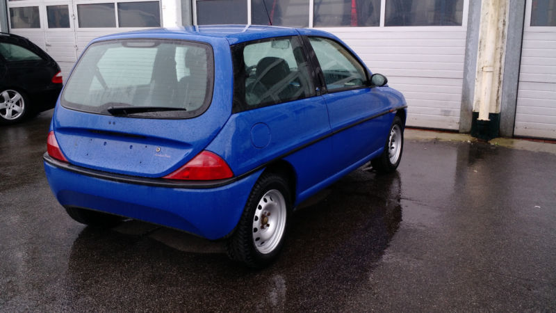 verkauft lancia ypsilon elefantino t gebraucht 1999 km in brackwede. Black Bedroom Furniture Sets. Home Design Ideas
