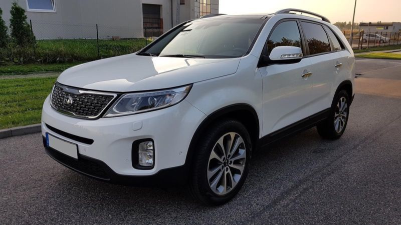 verkauft kia sorento 2 2crdi awd aut gebraucht 2014 km in kassel. Black Bedroom Furniture Sets. Home Design Ideas