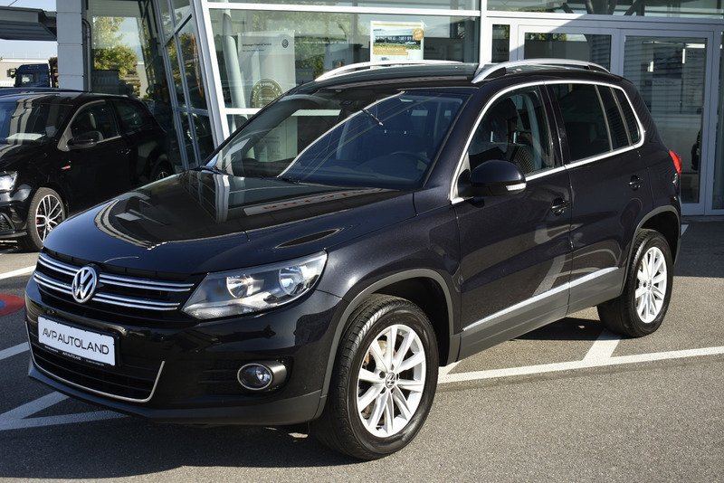 gebraucht 2012 vw tiguan 1 4 benzin 122 ps 84130 dingolfing autouncle. Black Bedroom Furniture Sets. Home Design Ideas