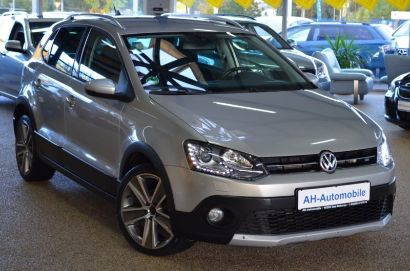 verkauft vw polo cross polo 1 6 xenon gebraucht 2012 km in bad doberan. Black Bedroom Furniture Sets. Home Design Ideas