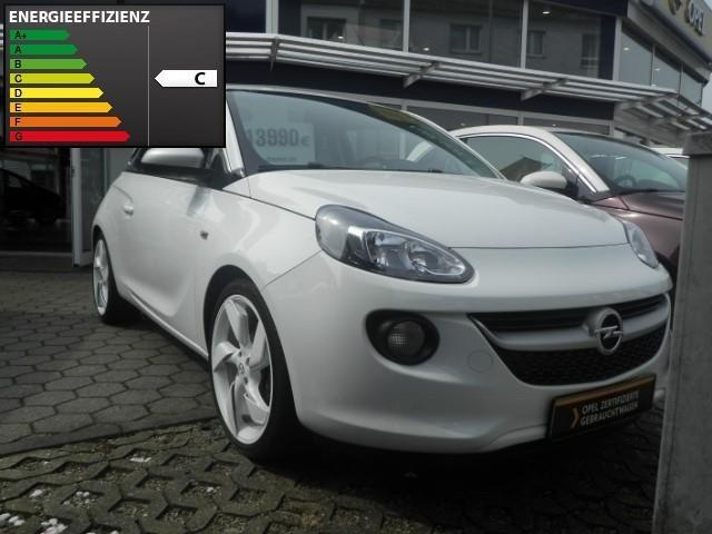 gebraucht opel adam 14 white link intellilink city modus interieur