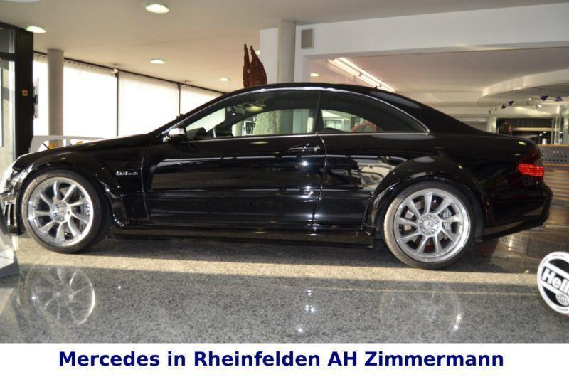 Mercedes Clk  Amg Black Series Gebraucht