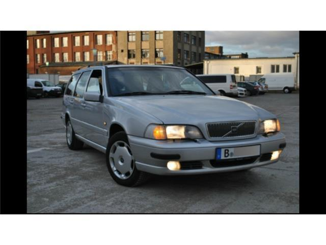 verkauft volvo v70 2 4 automatik ele gebraucht 1998 km in lauenau. Black Bedroom Furniture Sets. Home Design Ideas
