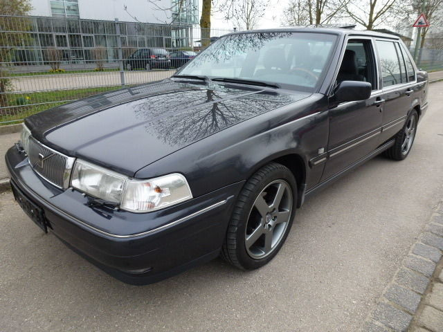 verkauft volvo s90 3 0 jahreswagenchar gebraucht 1997 km in m nchen. Black Bedroom Furniture Sets. Home Design Ideas