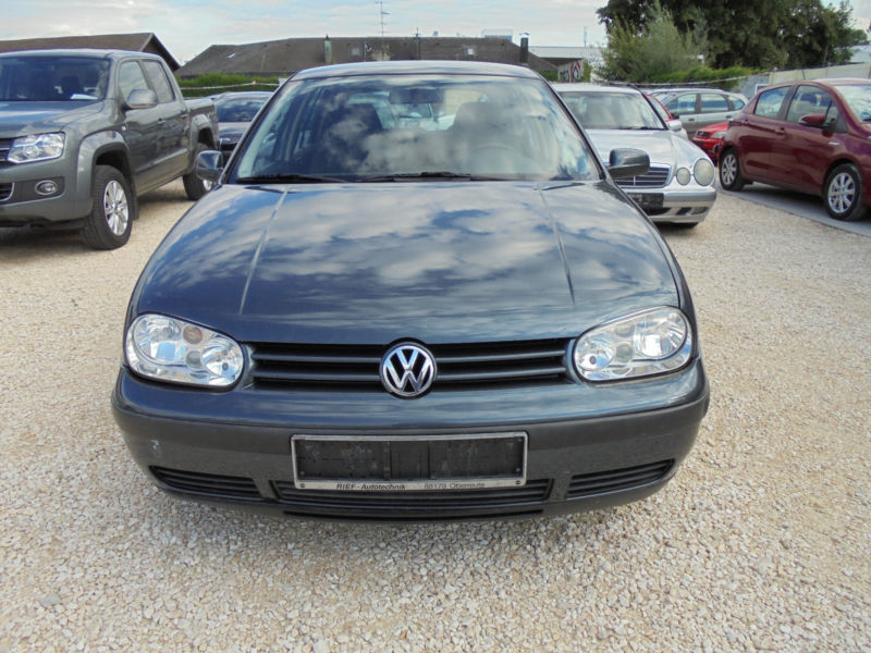 verkauft vw golf iv lim trendline 4mo gebraucht 1998 km in neu ulm. Black Bedroom Furniture Sets. Home Design Ideas