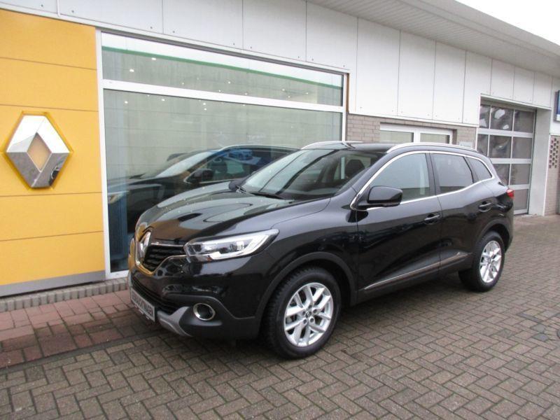 Verkauft Renault Kadjar XMOD Automatik., Gebraucht 2016
