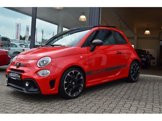 verkauft abarth 595 competizione 1 4 t gebraucht 2017 5 km in braunschweig. Black Bedroom Furniture Sets. Home Design Ideas