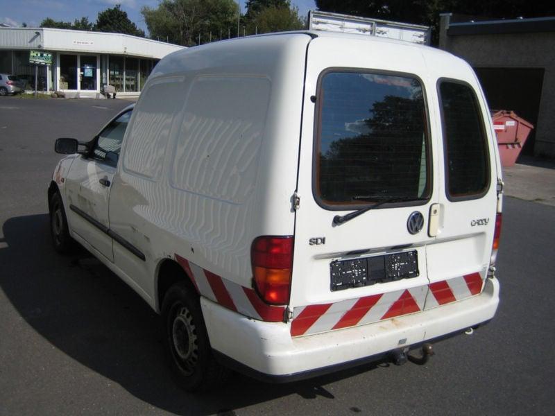 verkauft vw caddy vw1 9 diesel kaste gebraucht 2001 km in norderstedt. Black Bedroom Furniture Sets. Home Design Ideas