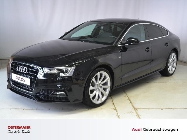 gebraucht Audi A5 Sportback 2.0 TDI quattro S tronic