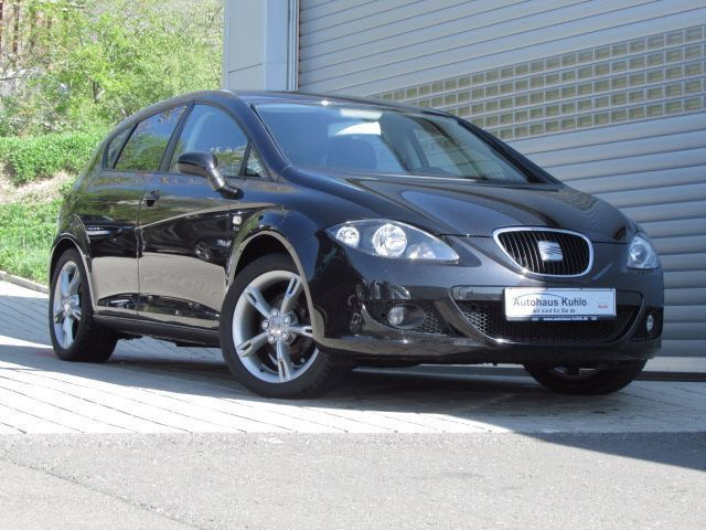 verkauft seat leon 1 8 t fsi tsi spo gebraucht 2008 km in friedberg. Black Bedroom Furniture Sets. Home Design Ideas