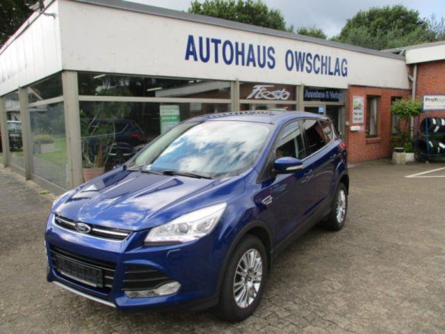 verkauft ford kuga 1 6 ecoboost 2x4 sy gebraucht 2014 km in regensburg. Black Bedroom Furniture Sets. Home Design Ideas