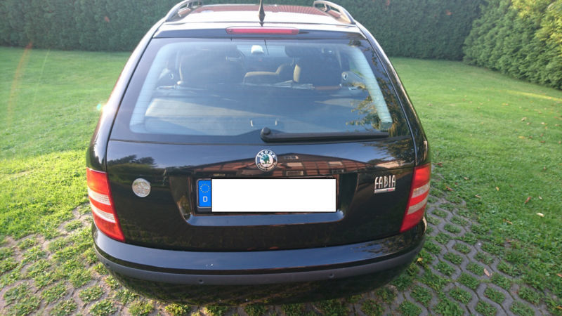 verkauft skoda fabia 1 9 sdi combi cla gebraucht 2005 km in chemnitz. Black Bedroom Furniture Sets. Home Design Ideas
