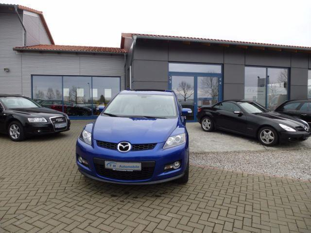 gebraucht expression mazda cx 7 2008 km in edling. Black Bedroom Furniture Sets. Home Design Ideas