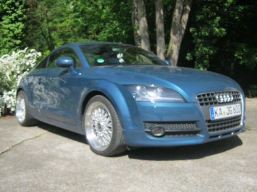 verkauft audi tt coupe 2 0 tfsi gebraucht 2007 km in karlsruhe. Black Bedroom Furniture Sets. Home Design Ideas