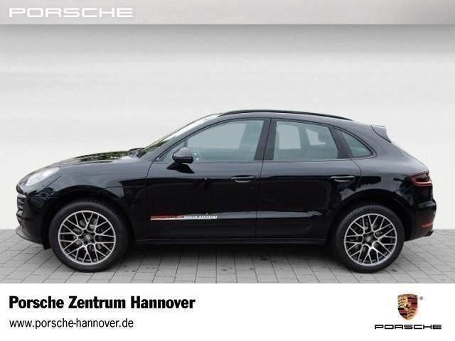 verkauft porsche macan macan gebraucht 2016 km in. Black Bedroom Furniture Sets. Home Design Ideas