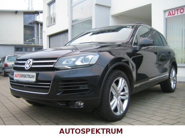 verkauft vw touareg 4 2 v8 tdi dpf aut gebraucht 2011 km in k nigsbrunn. Black Bedroom Furniture Sets. Home Design Ideas