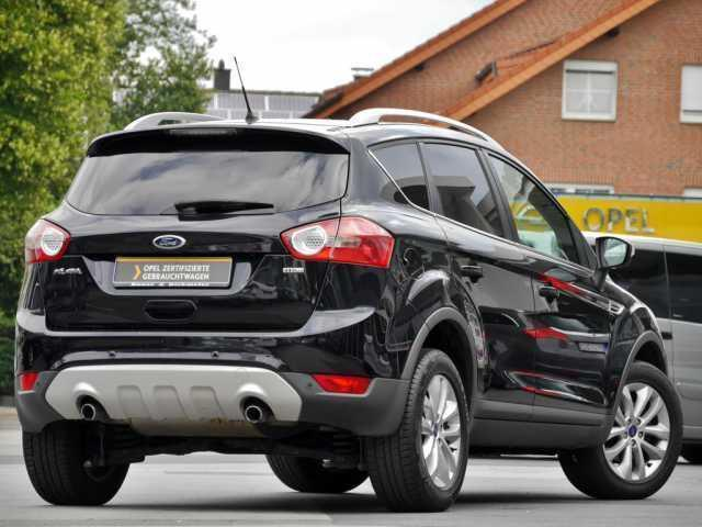 gebraucht trend automatik navi parkpilot ford kuga 2011 km in grimma. Black Bedroom Furniture Sets. Home Design Ideas
