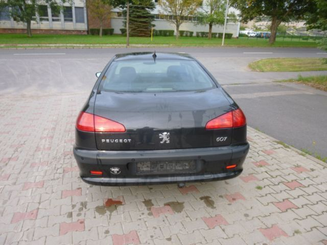 verkauft peugeot 607 hdi 135 platinum gebraucht 2002 km in chemnitz. Black Bedroom Furniture Sets. Home Design Ideas
