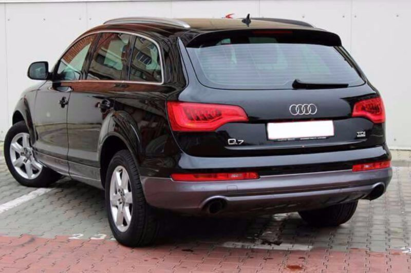verkauft audi q7 3 0 tdi quattro s line gebraucht 2011 km in rastatt. Black Bedroom Furniture Sets. Home Design Ideas