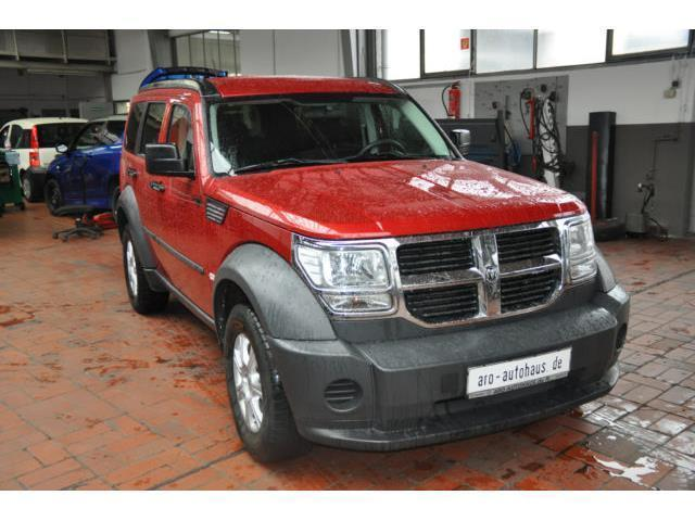 verkauft dodge nitro 2 8 crd dpf se 2wd gebraucht 2008 km in hagen. Black Bedroom Furniture Sets. Home Design Ideas