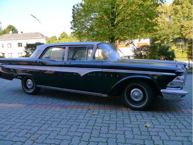 edsel gebrauchte ford edsel kaufen 6 g nstige autos zum verkauf. Black Bedroom Furniture Sets. Home Design Ideas