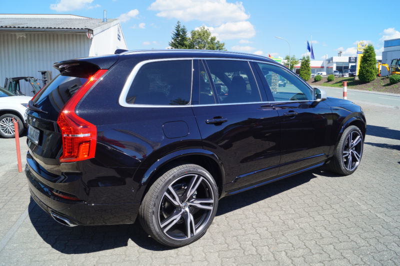 verkauft volvo xc90 d5 awd r design au gebraucht 2016 km in meschede. Black Bedroom Furniture Sets. Home Design Ideas