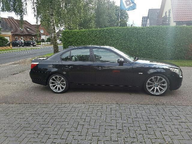 verkauft bmw 525 5er xenon klimaautoma gebraucht 2004 km in kruft. Black Bedroom Furniture Sets. Home Design Ideas