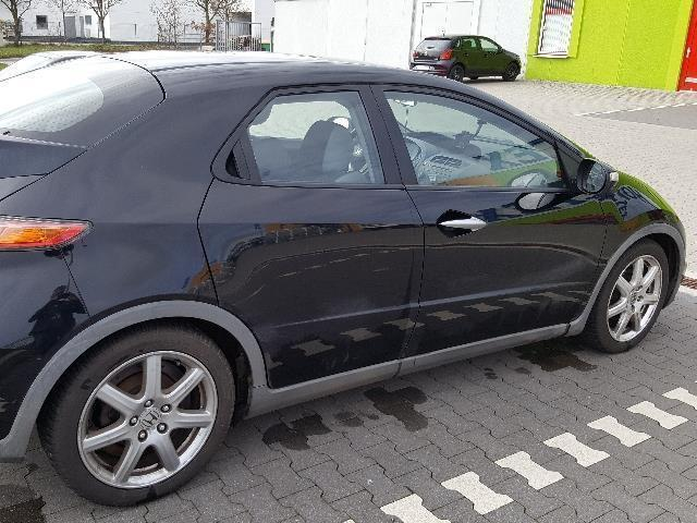 verkauft honda civic sport gebraucht 2007 km in pahlen. Black Bedroom Furniture Sets. Home Design Ideas
