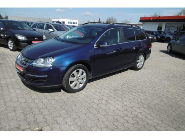 verkauft vw golf v variant comfortline gebraucht 2007 km in ergolding. Black Bedroom Furniture Sets. Home Design Ideas
