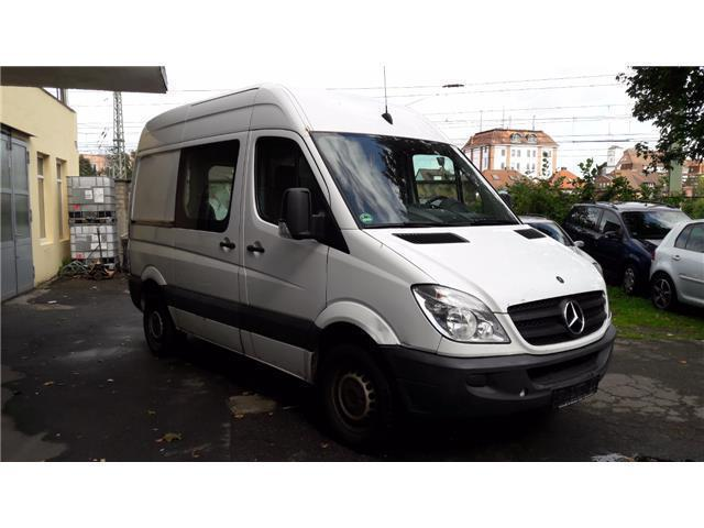 verkauft mercedes sprinter 315 cdi 906 gebraucht 2008 km in hildesheim. Black Bedroom Furniture Sets. Home Design Ideas