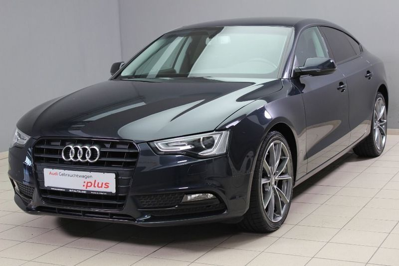 verkauft audi a5 sportback gebraucht 2014 km in. Black Bedroom Furniture Sets. Home Design Ideas