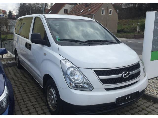 verkauft hyundai h 1 mixto 6 sitze gebraucht 2010 km in freital. Black Bedroom Furniture Sets. Home Design Ideas