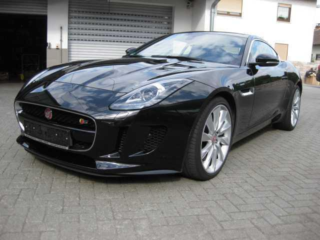 verkauft jaguar f type coupe awd aut gebraucht 2016 km in biebesheim. Black Bedroom Furniture Sets. Home Design Ideas